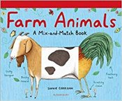 Farm Animals : A Mix and Match Book - Corrigan, Sophie