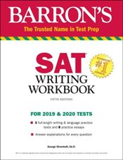 Barrons SAT Writing Workbook 5e - Ehrenhaft, George