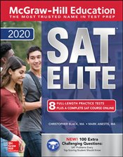 McGraw-Hill Education SAT Elite 2020 Edition - Anestis, Mark
