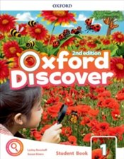 Oxford Discover: Level 1 : Students Book with App Pack -