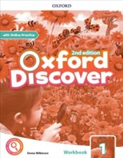 Oxford Discover : Level 1 : Workbook with Online Practice Pack -