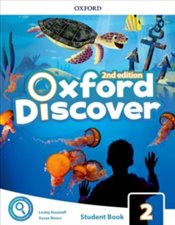 Oxford Discover : Level 2 : Students Workbook with App Pack -