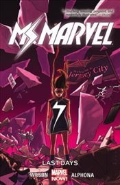 Ms. Marvel Vol. 4 : Last Days - Wilson, G. Willow