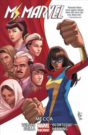 Ms. Marvel : Mecca : Volume 8 - Wilson, G. Willow