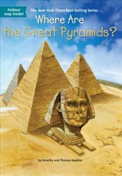 Where Are the Great Pyramids? - Hoobler, Dorothy