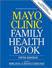 Mayo Clinic Family Health Book -