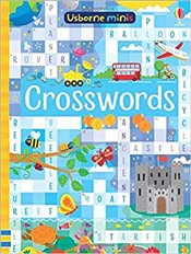 Crosswords : Usborne Minis - Clarke, Phillip