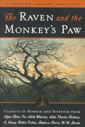 Raven and the Monkeys Paw : Classics of Horror and Suspense from the Modern Library   - Wharton, Edith