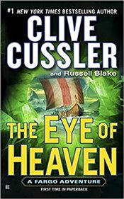 Eye of Heaven   - Cussler, Clive
