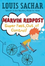 Marvin Redpost : Super Fast, out of Control! - Sachar, Louis