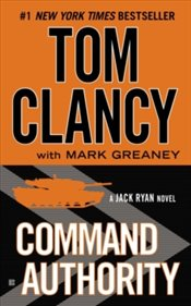 Command Authority  - Greaney, Mark