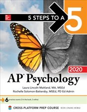 5 Steps to a 5 : AP Psychology 2020 - Maitland, Laura Lincoln