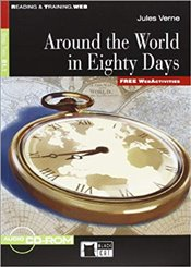 Around the World in Eighty Days (Reading & Training: Step 2) - Verne, Jules