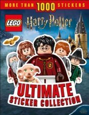 LEGO Harry Potter Ultimate Sticker Collection : More Than 1,000 Stickers - DK Publishing