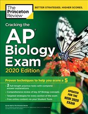 Cracking the AP Biology Exam 2020 Edition  -