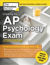 Cracking the AP Psychology Exam 2020 Edition   -