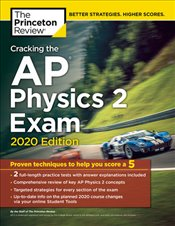 Cracking the AP Physics 2 Exam 2020 Edition  -