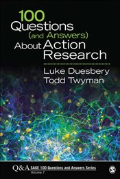 100 Questions and Answers About Action Research  - Twyman, Todd