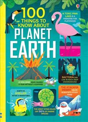 100 Things to Know About Planet Earth  -