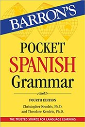 Pocket Spanish Grammar  -