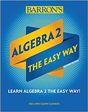 Algebra 2 : The Easy Way   - Clemens, Glenn