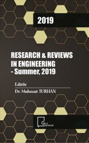 Research & Reviews in Engineering : Summer 2019 - Kolektif