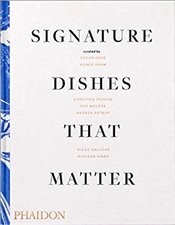 Signature Dishes That Matter - Muhlke, Christine