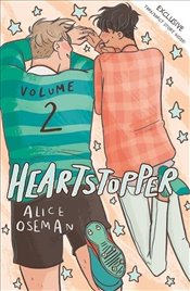 Heartstopper Volume Two - Oseman, Alice