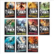 Alex Rider Pack x 11 - Horowitz, Anthony