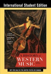 History of Western Music 10e - Palisca, Claude V.