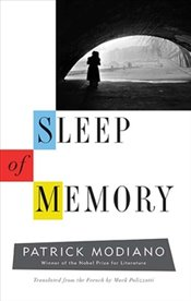 Sleep of Memory  - Modiano, Patrick