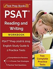 PSAT Reading And Writing Workbook - Kolektif