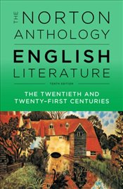 Norton Anthology of English Literature 10e - Greenblatt, Stephen