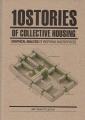 10 Stories Of Collective Housing By A+T Research Group - Mozas, Javier