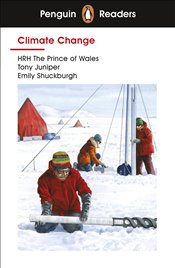 Penguin Readers Level 3 : Climate Change  - Shuckburgh, Emily
