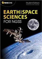 Earth And Space Science For NGSS : Student Edition - Greenwood, Tracey