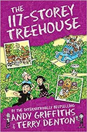 117-Storey Treehouse - Griffiths, Andy