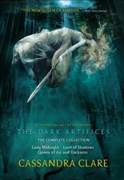 Dark Artifices Box Set : Lady Midnight , Lord of Shadows, Queen of Air and Darkness - Clare, Cassandra