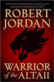Warrior Of The Altaii - Jordan, Robert