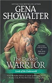 Darkest Warrior - Showalter, Gena