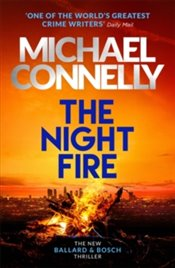 Night Fire - Connelly, Michael