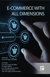 E-Commerce With All Dimensions - Yıldırım, Gülçin