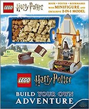 LEGO Harry Potter Build Your Own Adventure (LEGO Build Your Own Adventure) -
