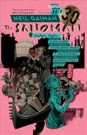 Sandman : Endless Nights : Volume 11 : 30th Anniversary Edition - Gaiman, Neil