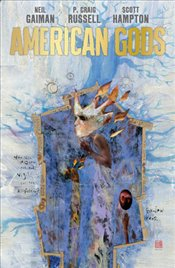 American Gods : The Moment of The Storm : Volume 3 - Russell, P. Craig