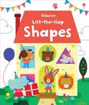 Lift the Flap Shapes - Brooks, Felicity