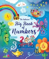 Big Book of Numbers - Brooks, Felicity