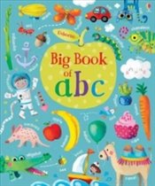 Big Book of ABC - Brooks, Felicity