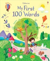 My First 100 Words - Brooks, Felicity