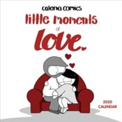 Catana Comics Little Moments Of Love 2020 Wall Calendar - Chetwynd, Catana